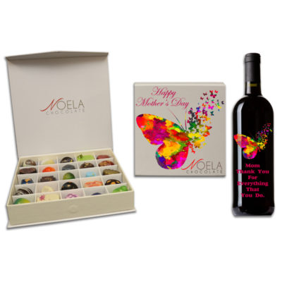 mothers day butterfly box